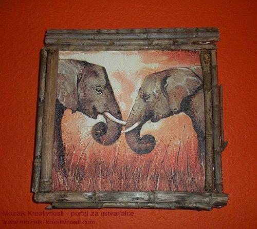 Slika - slona