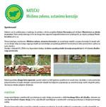 Mislimo zeleno, ustavimo korozijo - nagradni natečaj podjetja Pocinkovalnica, d.o.o.
