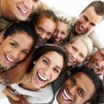 Smejmo se - smeh je pol zdravja.