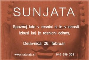 Zavod Nataraja - delavnica SUNJATA